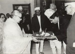 २०३७ सालको मदन पुरस्कारद्वारा सम्मानित नरसिंह अवतार''का स्रस्टा श्री जगदीशशमशेर राणा